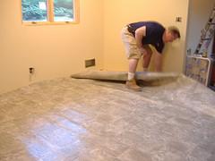 Is your vinyl flooring making you sick for Vinyl flooring dangers